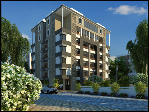 Group Housing, Gujrat