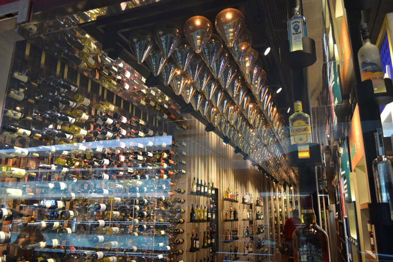 Discovery Wines, Ambience Mall, Gurgaon