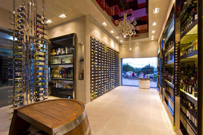 Discovery Wines, Central Plaza Mall, Gurgaon